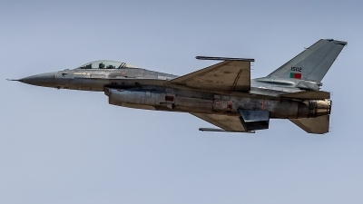 Photo ID 216154 by Filipe Barros. Portugal Air Force General Dynamics F 16AM Fighting Falcon, 15112