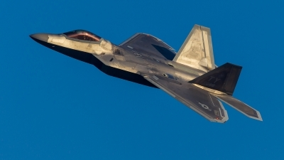 Photo ID 216184 by Adrian Stürmer. USA Air Force Lockheed Martin F 22A Raptor, 05 4088