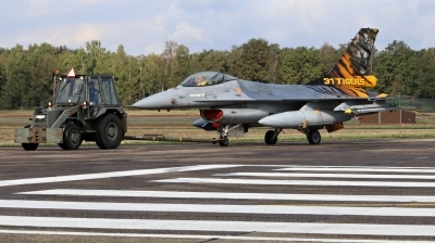 Photo ID 216119 by Milos Ruza. Belgium Air Force General Dynamics F 16AM Fighting Falcon, FA 116