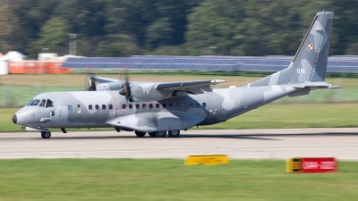 Photo ID 216124 by Radim Koblizka. Poland Air Force CASA C 295M, 015