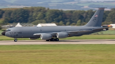 Photo ID 216125 by Radim Koblizka. USA Air Force Boeing KC 135R Stratotanker 717 100, 63 7991