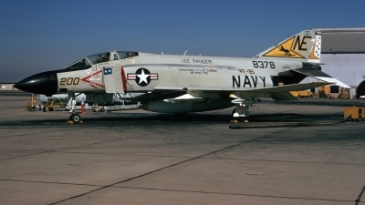 Photo ID 216144 by James Winfree III Slide Collection. USA Navy McDonnell Douglas F 4J Phantom II, 158378