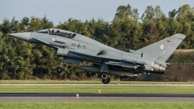 Photo ID 216224 by Sven Neumann. Germany Air Force Eurofighter EF 2000 Typhoon T, 30 71