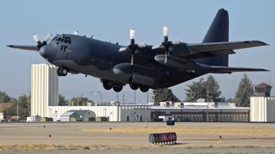 88-1306 (cn 382-5167) Lockheed AC-130W Stinger II (L-382) Photo by