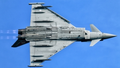Photo ID 216161 by Wojtek Werpachowski. UK Air Force Eurofighter Typhoon FGR4, ZK318