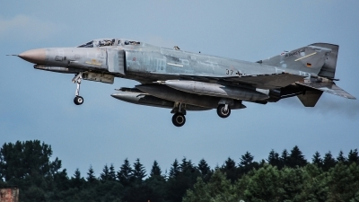 Photo ID 216208 by Sven Neumann. Germany Air Force McDonnell Douglas F 4F Phantom II, 37 01