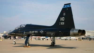 Photo ID 25123 by Dan O'Hagan. USA Air Force Northrop T 38A Talon, 67 14831