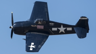Photo ID 216218 by W.A.Kazior. Private Commemorative Air Force Grumman F6F 5 Hellcat, N1078Z