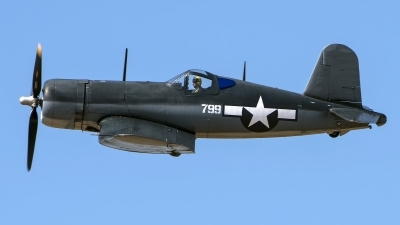 Photo ID 216219 by W.A.Kazior. Private Planes of Fame Air Museum Vought F4U 1A Corsair, NX83782
