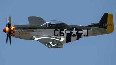 Photo ID 216220 by W.A.Kazior. Private Private North American P 51D Mustang, N151MW