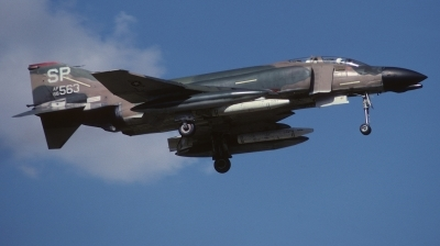 Photo ID 216269 by Sergio Gava. USA Air Force McDonnell Douglas F 4D Phantom II, 66 7563