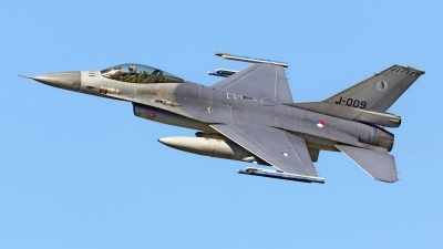 Photo ID 216255 by Dieter Linemann. Netherlands Air Force General Dynamics F 16AM Fighting Falcon, J 009