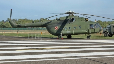 Photo ID 216326 by Sybille Petersen. Poland Air Force Mil Mi 8MT, 6107