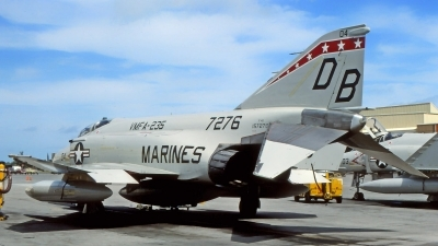 Photo ID 216294 by Gerrit Kok Collection. USA Marines McDonnell Douglas F 4S Phantom II, 157276