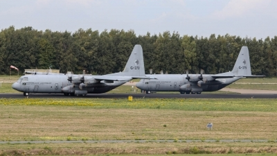 Photo ID 216296 by Rick van Engelen. Netherlands Air Force Lockheed C 130H Hercules L 382, G 273