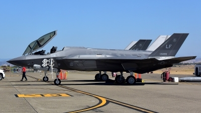 Photo ID 216317 by Ray Orgunwall. USA Air Force Lockheed Martin F 35A Lightning II, 14 5095