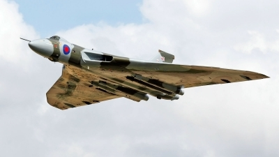 Photo ID 216336 by flyer1. Private Vulcan to the Sky Trust Avro 698 Vulcan B2, G VLCN