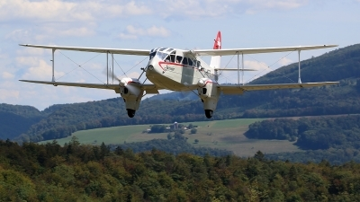 Photo ID 216364 by Ludwig Isch. Private Private De Havilland DH 89A Dragon Rapide, D IKFG