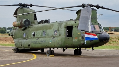 Photo ID 216377 by Rainer Mueller. Netherlands Air Force Boeing Vertol CH 47D Chinook, D 667