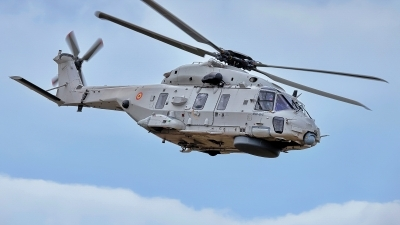 Photo ID 216378 by Rainer Mueller. Belgium Navy NHI NH 90TTH, RN04