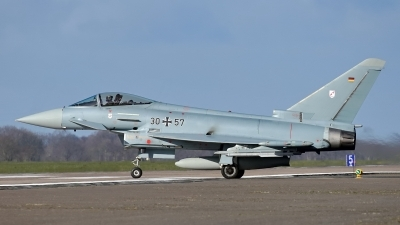 Photo ID 216393 by Dieter Linemann. Germany Air Force Eurofighter EF 2000 Typhoon S, 30 57