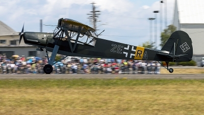 Photo ID 216398 by Aaron C. Rhodes. Private Flying Heritage Collection Fieseler Fi 156C 2 Storch, N436FS