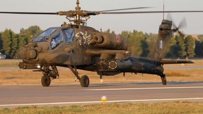 Photo ID 216418 by Stamatis Alipasalis. Greece Army McDonnell Douglas AH 64A Apache, ES1008
