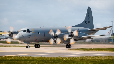 Photo ID 216438 by Mike Macdonald. Norway Air Force Lockheed P 3C Orion, 3296