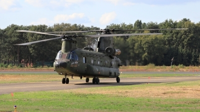 Photo ID 216441 by Milos Ruza. Netherlands Air Force Boeing Vertol CH 47D Chinook, D 667
