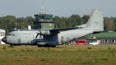 Photo ID 216495 by Michael Frische. France Air Force Transport Allianz C 160R, R96