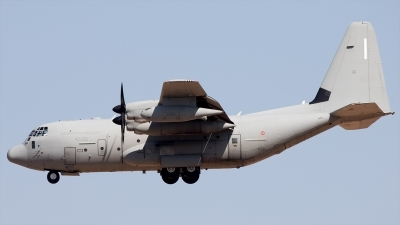 Photo ID 216511 by F. Javier Sánchez Gómez. Italy Air Force Lockheed Martin C 130J Hercules L 382, MM62185
