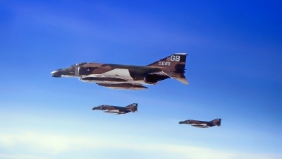 Photo ID 216548 by Gerrit Kok Collection. USA Air Force McDonnell Douglas F 4C Phantom II, 63 7649