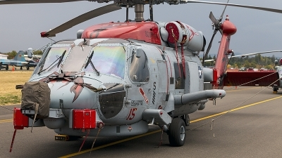 Photo ID 217527 by Aaron C. Rhodes. USA Navy Sikorsky MH 60R Strikehawk S 70B, 168101
