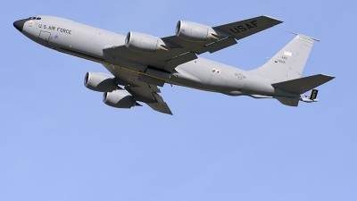 Photo ID 216566 by David Schmidt. USA Air Force Boeing KC 135R Stratotanker 717 148, 63 8015