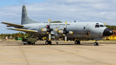 Photo ID 216535 by Mike Macdonald. Brazil Air Force Lockheed P 3AM Orion, 7203