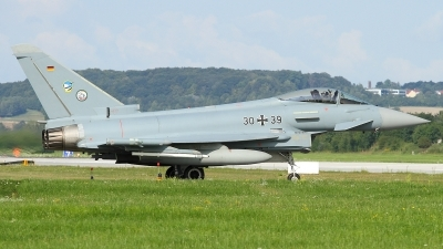 Photo ID 216537 by Maurice Kockro. Germany Air Force Eurofighter EF 2000 Typhoon S, 30 39