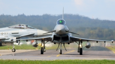Photo ID 216538 by Maurice Kockro. Germany Air Force Eurofighter EF 2000 Typhoon S, 30 39
