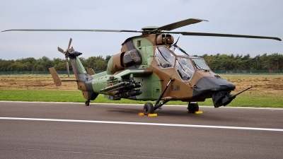 Photo ID 216552 by Rainer Mueller. France Army Eurocopter EC 665 Tiger HAD, 6013