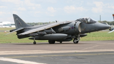Photo ID 25155 by Toon Cox. UK Air Force British Aerospace Harrier GR7, ZD403