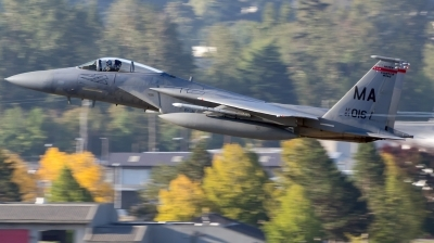 Photo ID 216603 by Colin Moeser. USA Air Force McDonnell Douglas F 15C Eagle, 84 0016