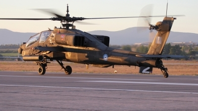 Photo ID 216622 by Stamatis Alipasalis. Greece Army McDonnell Douglas AH 64A Apache, ES1008