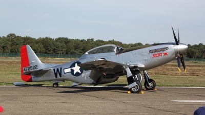 Photo ID 216600 by Fabrice Wallon. Private Private North American TF 51D Mustang, PH VDF