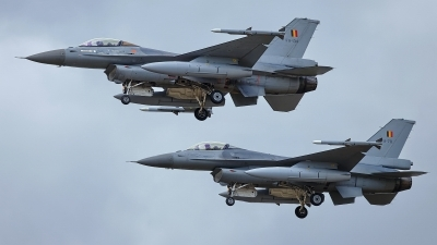 Photo ID 216625 by Rainer Mueller. Belgium Air Force General Dynamics F 16AM Fighting Falcon, FA 134
