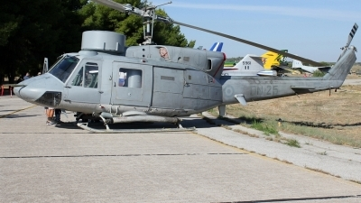 Photo ID 216577 by Stamatis Alipasalis. Greece Navy Agusta Bell AB 212ASW, PN25