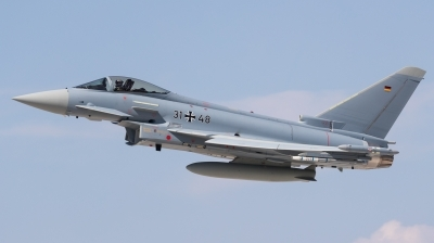 Photo ID 216647 by Andreas Zeitler - Flying-Wings. Germany Air Force Eurofighter EF 2000 Typhoon S, 31 48