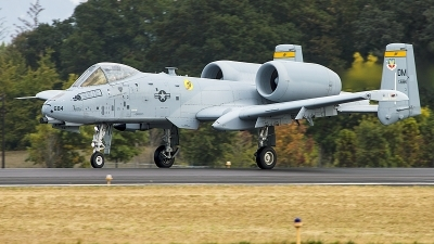 Photo ID 216636 by Aaron C. Rhodes. USA Air Force Fairchild A 10C Thunderbolt II, 78 0684