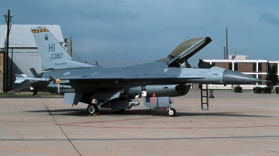 Photo ID 216638 by Henk Schuitemaker. USA Air Force General Dynamics F 16C Fighting Falcon, 88 0397
