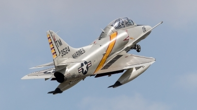 Photo ID 216663 by Andreas Zeitler - Flying-Wings. Private Collings Foundation McDonnell Douglas TA 4F Skyhawk, N524CF