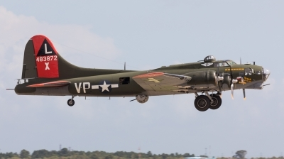 Photo ID 216666 by Andreas Zeitler - Flying-Wings. Private Commemorative Air Force Boeing B 17G Flying Fortress 299P, N7227C