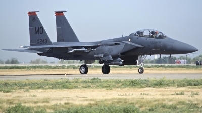 Photo ID 216688 by Gerald Howard. USA Air Force McDonnell Douglas F 15E Strike Eagle, 90 0249